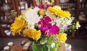 Delivered flower Bouquets care tips