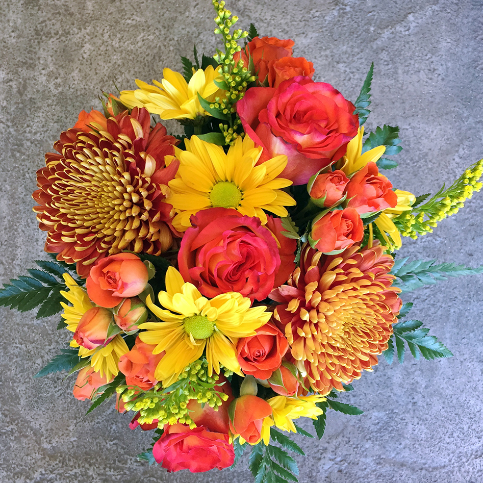 Bring a bouquet of fall kabloom flowers blog the crisp air fills your lungs the vibrant colors overwhelm your eyes the crunch of leaves hits your ears theres nothing better than fall izmirmasajfo