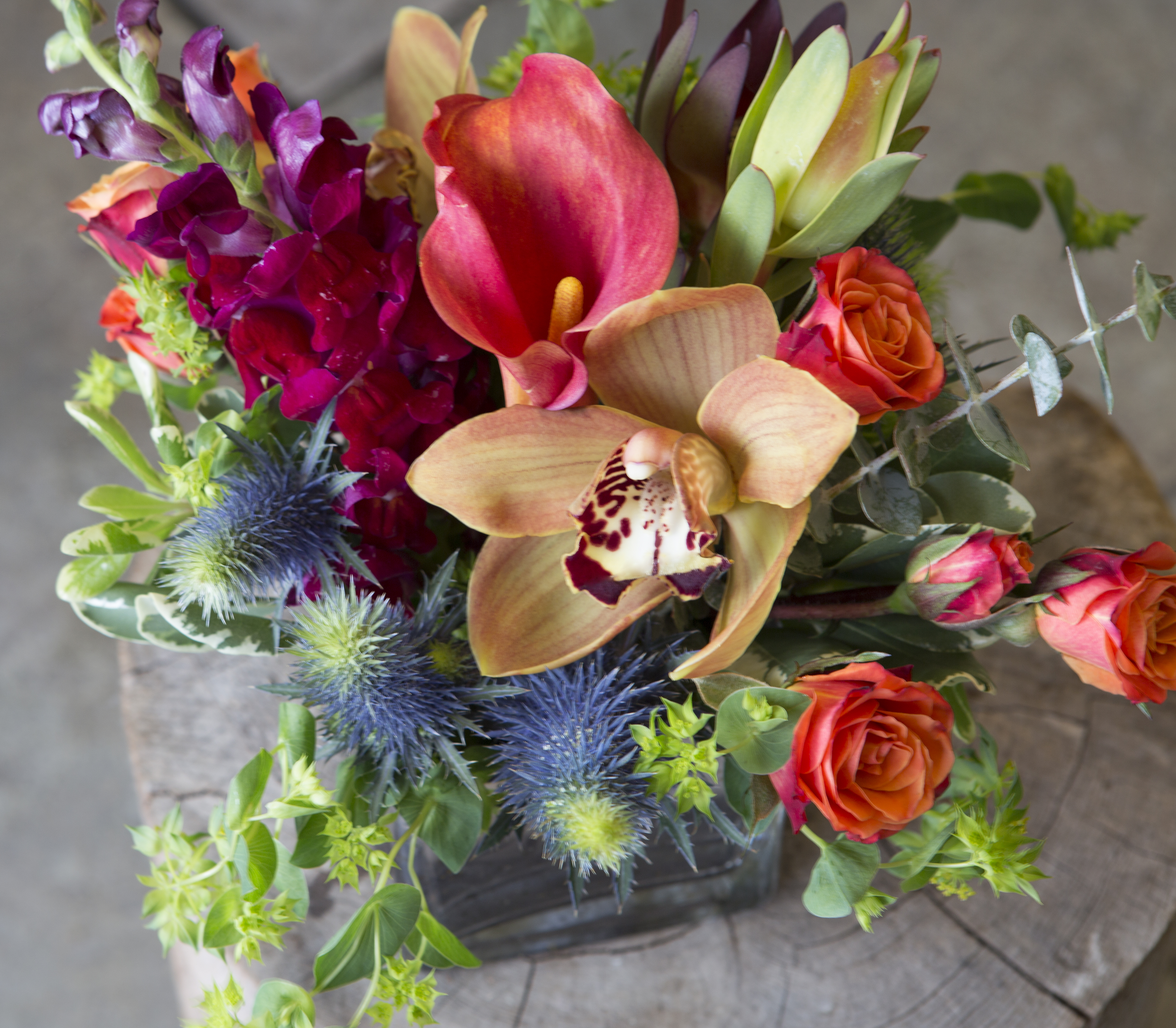Bring a bouquet of fall kabloom flowers blog this is just a brief glimpse into how you can bring fall into a bouquet florists offer countless flowers with many different colors and textures to keep izmirmasajfo Gallery