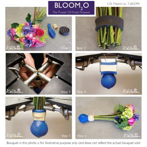 bloom2o steps