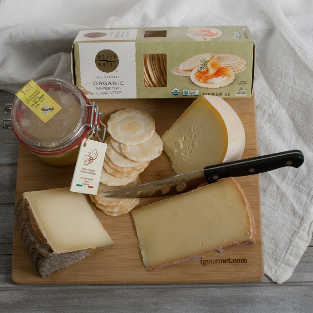 The Organic Cheese Board