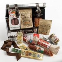 A Meatlovers Gift Case